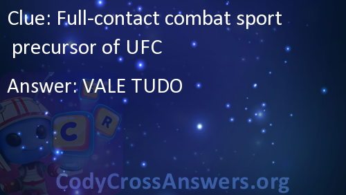 Full Contact Combat Sport >> Full Contact Combat Sport Precursor Of Ufc Answers